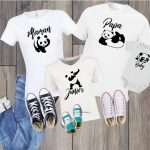 Tee shirt famille : Une bonne idée cadeau pour un noël en famille !