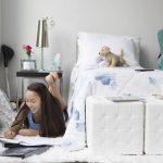Aidez votre adolescente à ranger sa chambre !